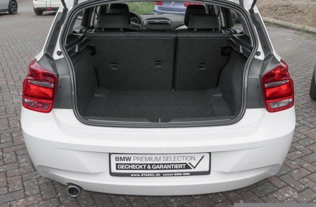 BMW 114d 5 puertas, IVA deducible