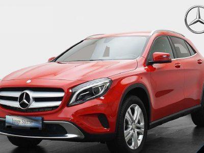 Mercedes GLA 200 d Urban, Cámara marcha atrás, IVA deducible