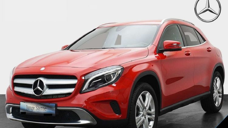 Mercedes GLA 200 d Urban, Cámara marcha atrás, IVA deducible