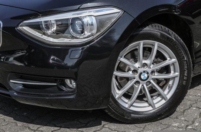 BMW 116d Sport-Line, 5 puertas