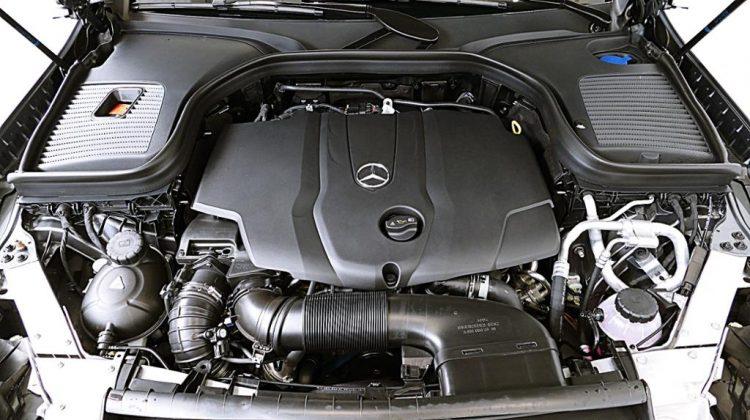 GLC 250 d 4M Coupé AMG