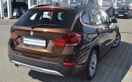 BMW X1 xDrive20d, Navi Professional, Techo solar