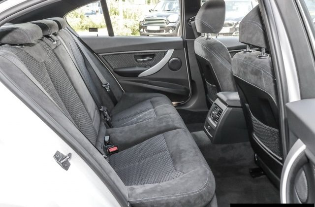 BMW 318d Paquete M
