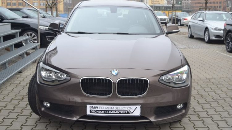 BMW 116d 5 puertas