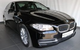 BMW 520d Limousine, Head-Up Display