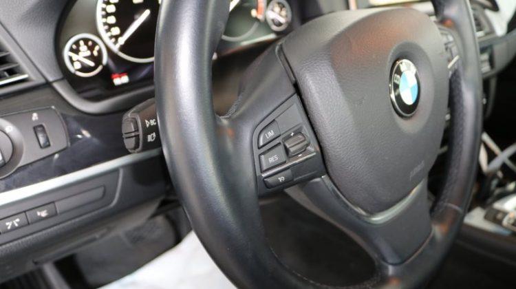 BMW 520d Limousine, Head-Up Display