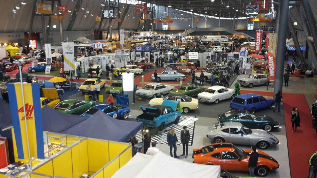 comprar coches clásicos en Alemania
