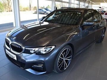 BMW 320d Paquete M, 20.195 km, bmw premium selection, ocasión