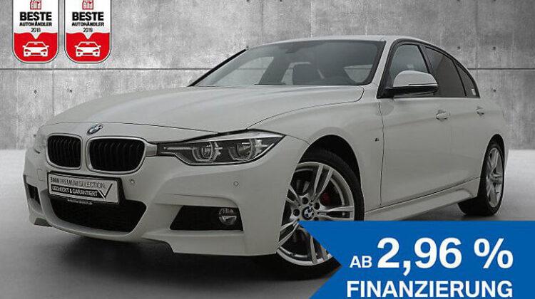 BMW 320d Paquete M, 38.254 km, bmw premium selection, ocasión