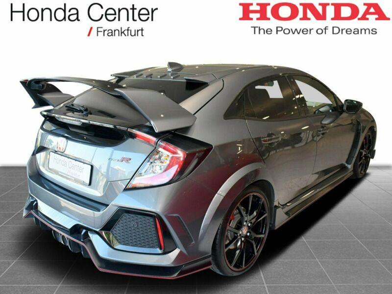 Honda Civic Type R GT coche importado desde Alemania 2