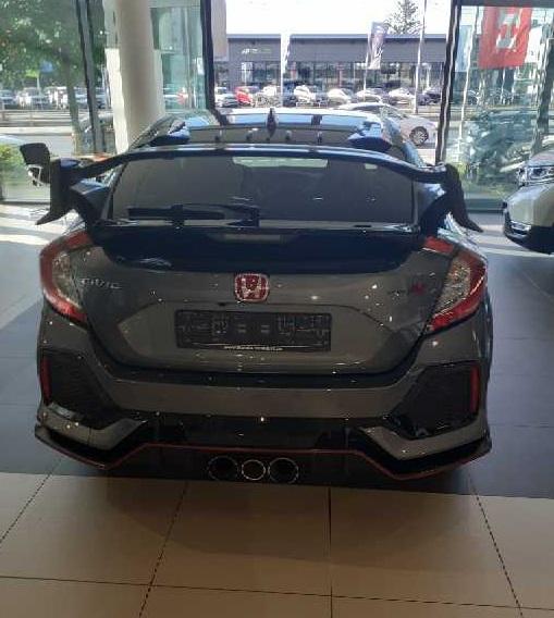Honda Civic Type R GT coche importado desde Alemania 3