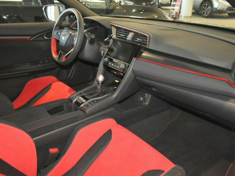 Honda Civic Type R GT coche importado desde Alemania