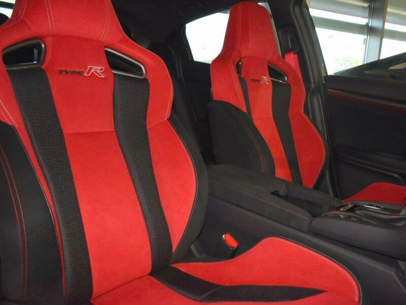 Honda Civic Type R GT coche importado desde Alemania 6